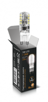 Лампа Gauss LED G9 AC150-265V 3W 2700K 1/20/200 Gauss 107709103