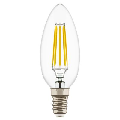 933502 Лампа LED FILAMENT 220V C35 E14 6W=65W 560LM 360G CL 2800K-3000K 20000H Lightstar